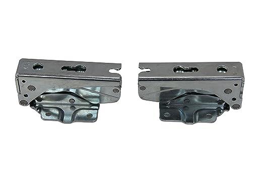 Kühlschrank Türscharnier : Paar hettich und typ integrierter kühlschrank