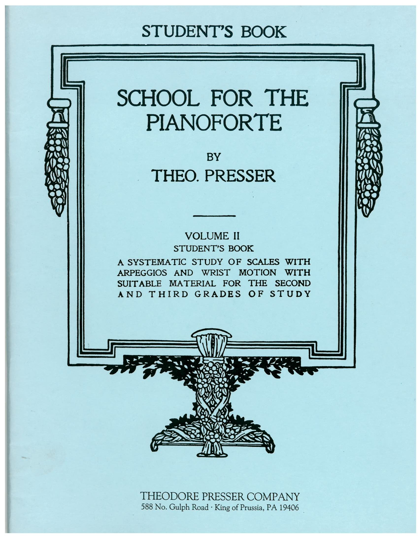 School for the pianoforte pdf epub