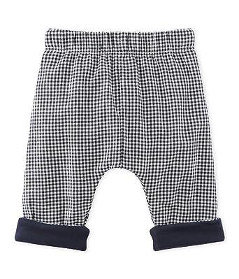Petit Bateau Pantalones Unisex beb/é