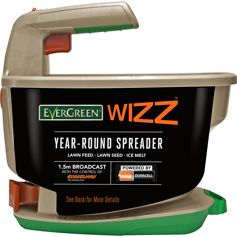 EverGreen Seed Spreader Evergreen Garden Care Ltd 119394