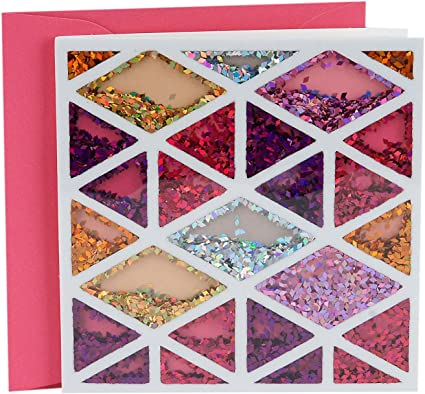 Papyrus Cards High Quality Valentine/'s Day Cards with Lots of Bling pack of 2