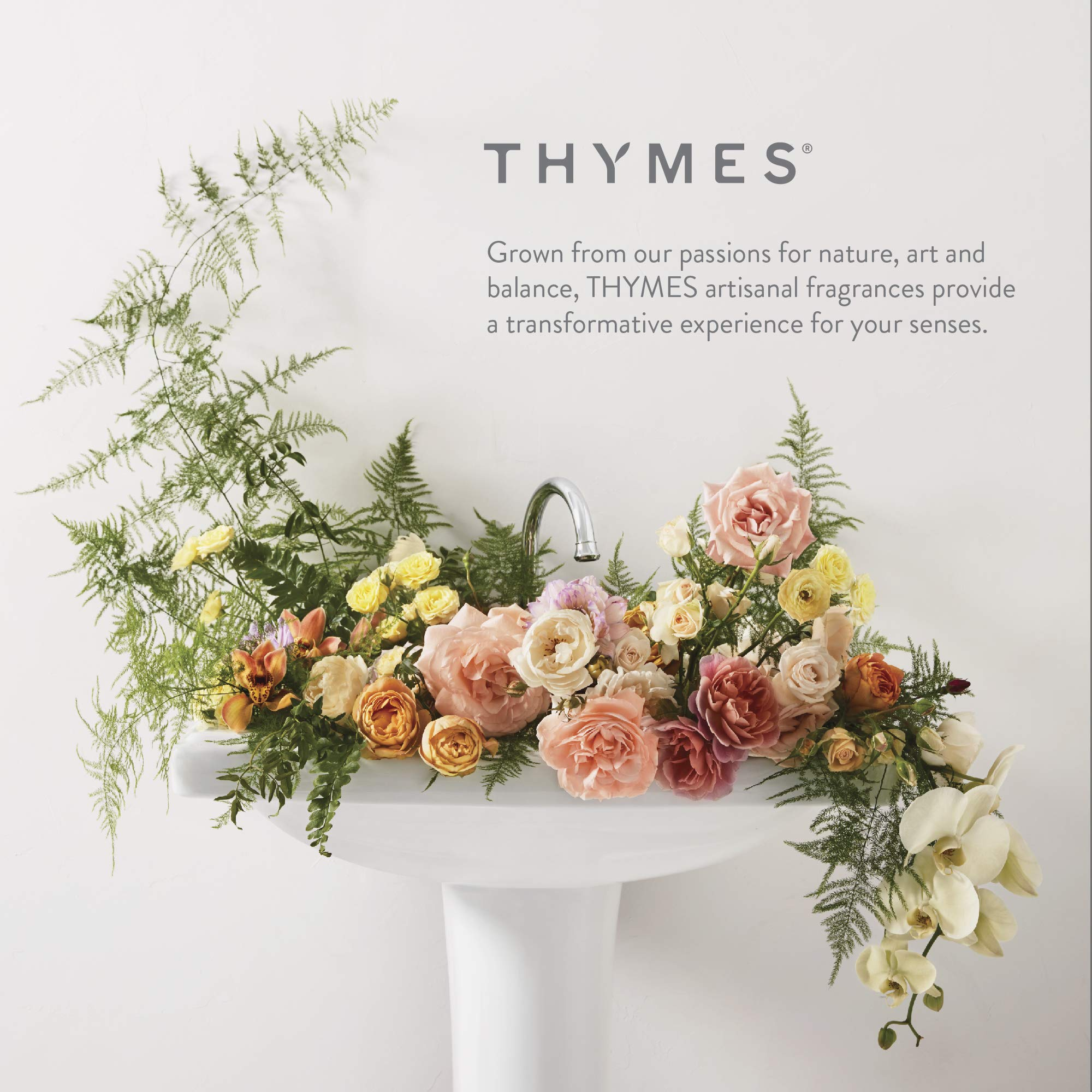 Thymes - Goldleaf Home Fragrance Mist (2-Pack) with Free Vetiver Rosewood Sample Pack- Elegant Floral Scented Room Spray - 3 oz by Thymes (Image #7)