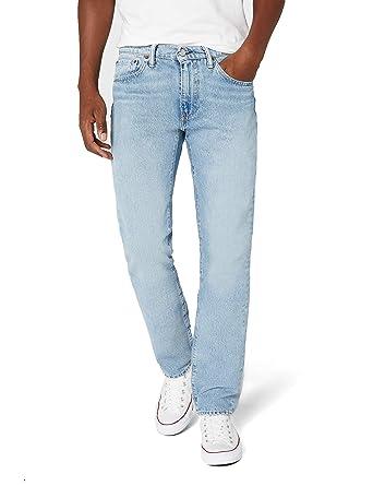 9da6b5ae Levi's Men's 511 Slim Fit Jeans, Blue (Ocean Parkway Warp Str 2607 ...