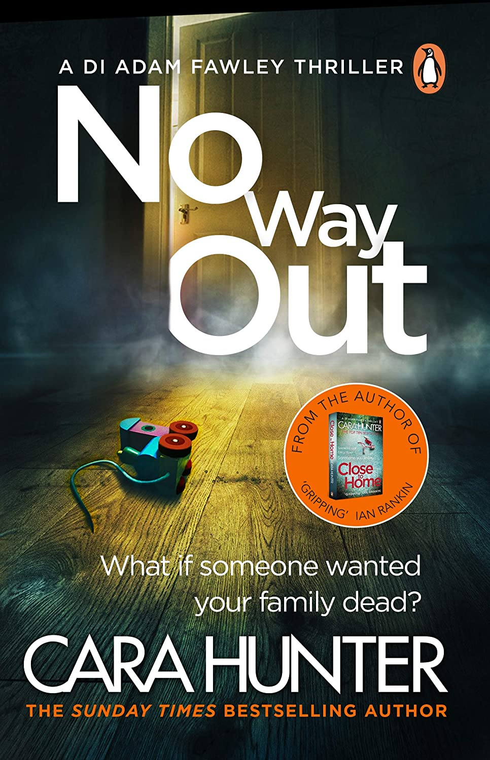 No Way Out: The most gripping book of the year from the Richard and Judy Bestselling author (DI Fawley) (English Edition) eBook: Hunter, Cara: Amazon.es: Tienda Kindle