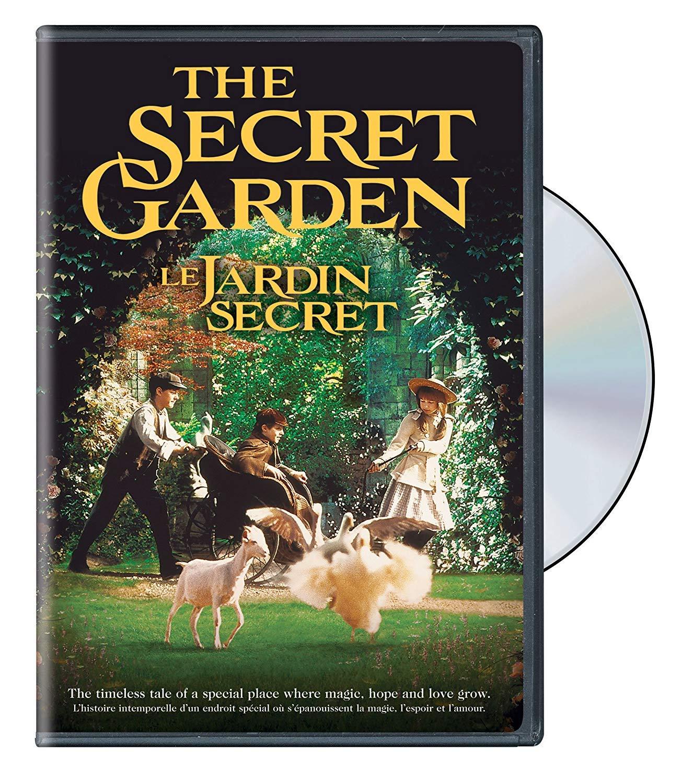 The Secret Garden / Le Jardin Secret (Bilingual)