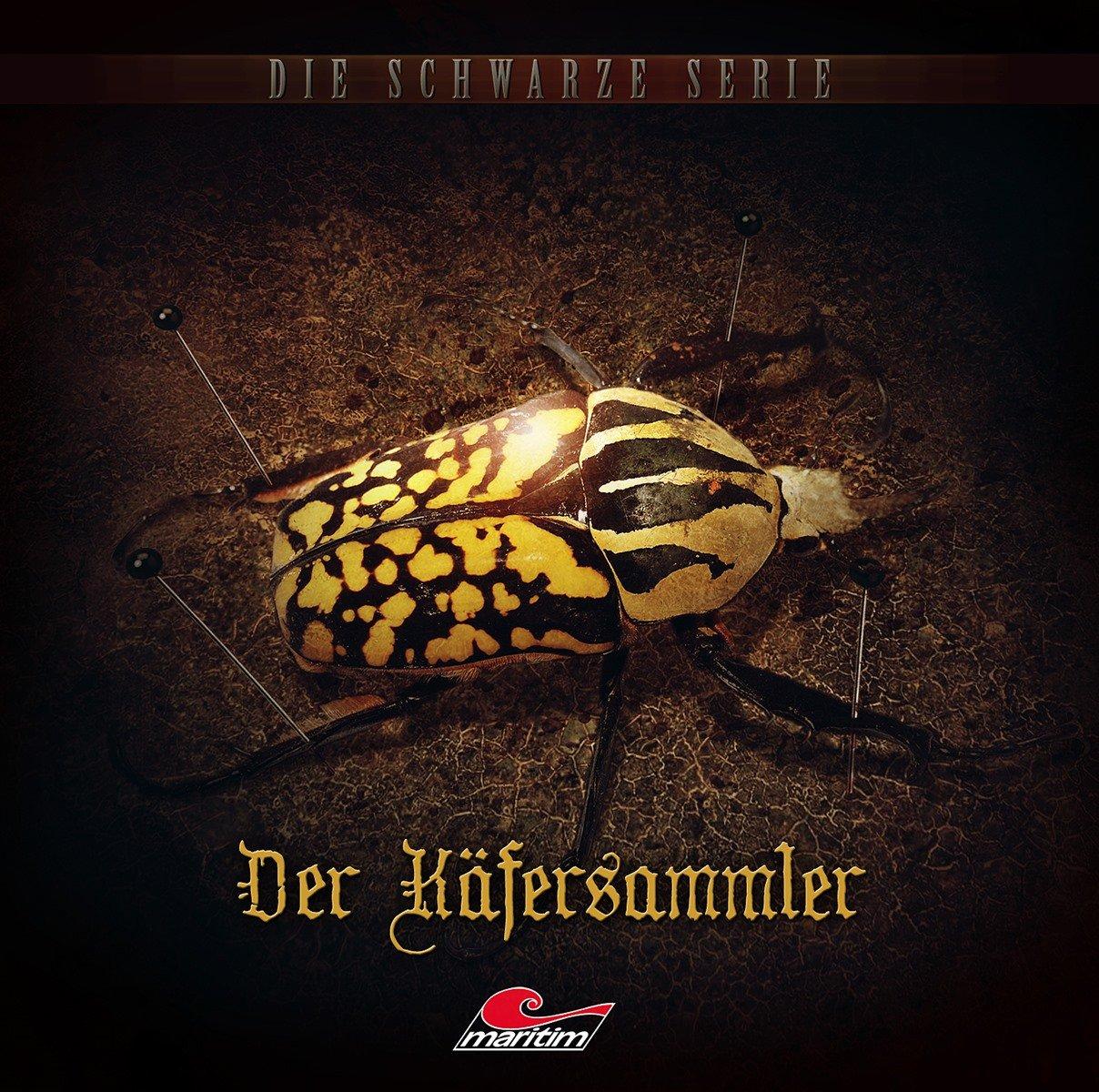 Die schwarze Serie (8) Der Käfersammler - maritim 2017