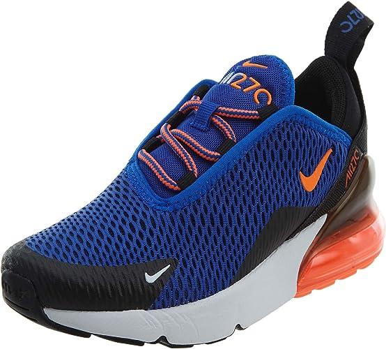 air max 270 bleu et orange