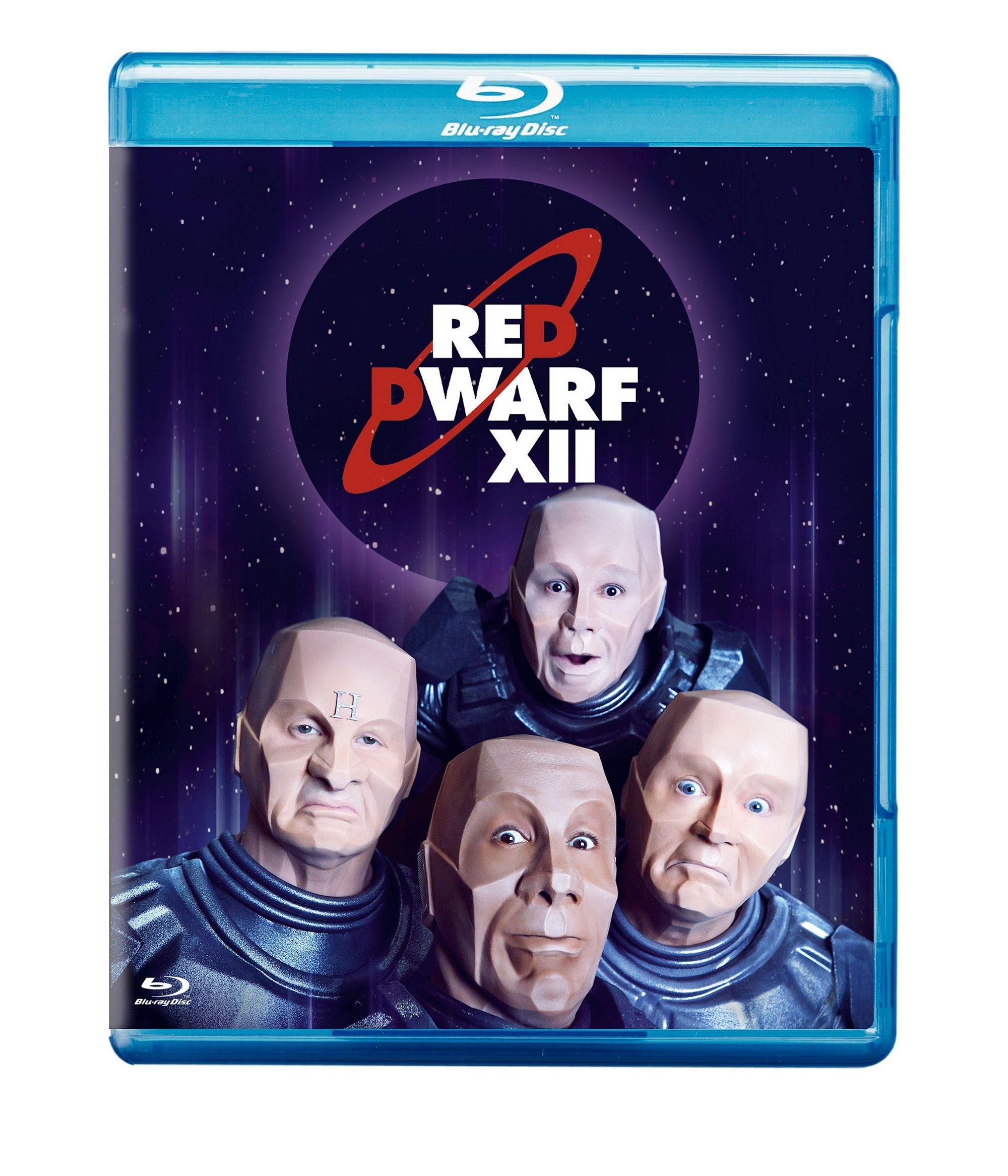 Blu-ray : Red Dwarf XII (Eco Amaray Case)