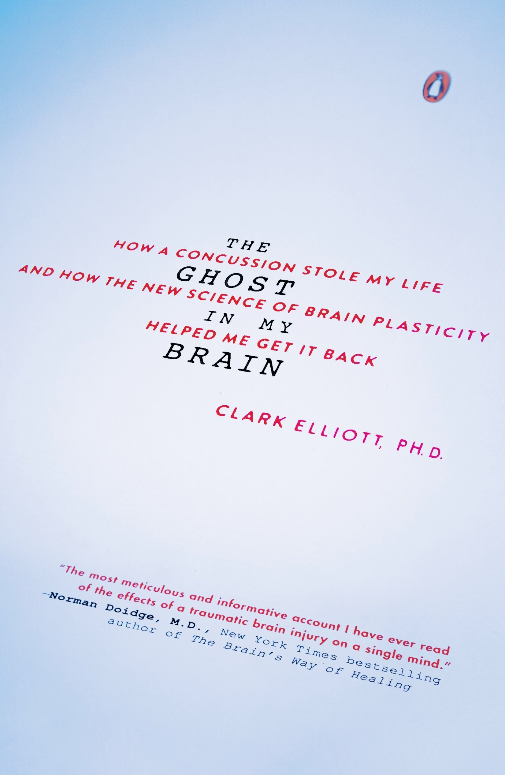 The Ghost in My Brain: How a Concussion Stole My Life and How the ...