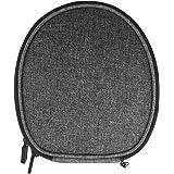 Geekria ケース Sony WI-1000X H700 C400 MDR-EX750BT XB70BT JVC HA-FX37BT Sennheiser MOMENTUM In-Ear Wireless 等ネックバンド型のヘッドセット用 保護バッグ (dark gray)