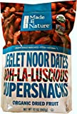 Made in Nature Organic Sun-Dried Deglet Noor Dates (32 Oz)