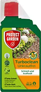 Bayer Jardín libre de malas hierbas Turbo Clean 1 L: Amazon.es: Jardín