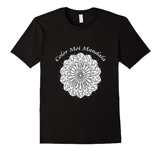Color Moi Mandala #2 T-Shirt