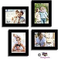 Art Street Set of 4 Individual Wall Photo Frames