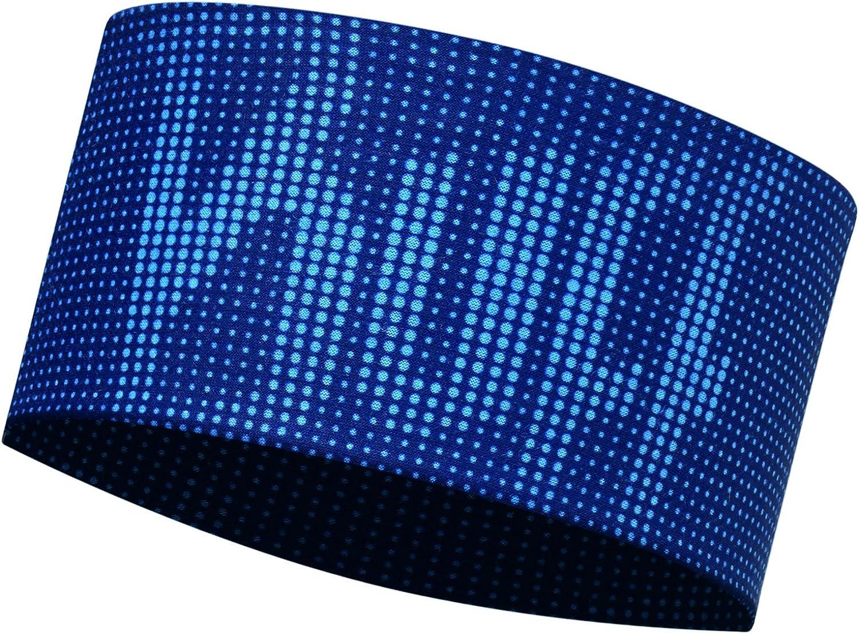 Original Buff Deep Logo Cinta de Pelo, Unisex Adulto, Azul Marino ...
