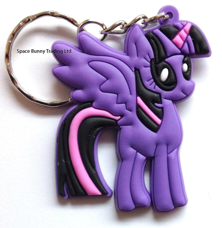 My Little Pony Twilight Brillante Llavero / Dije Para Bolso ...