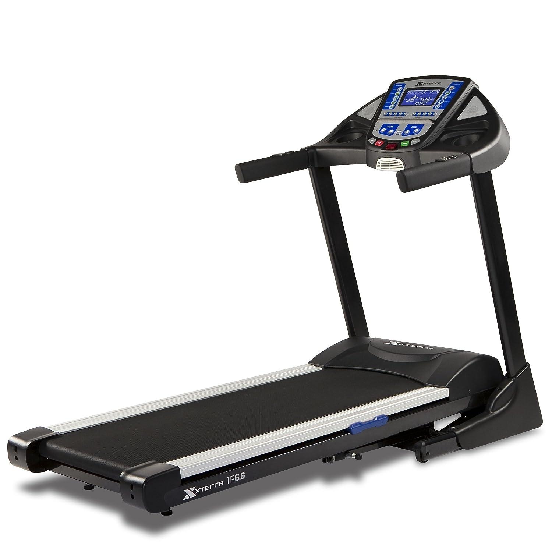 xterra fitness tr6 6 folding treadmill exercise