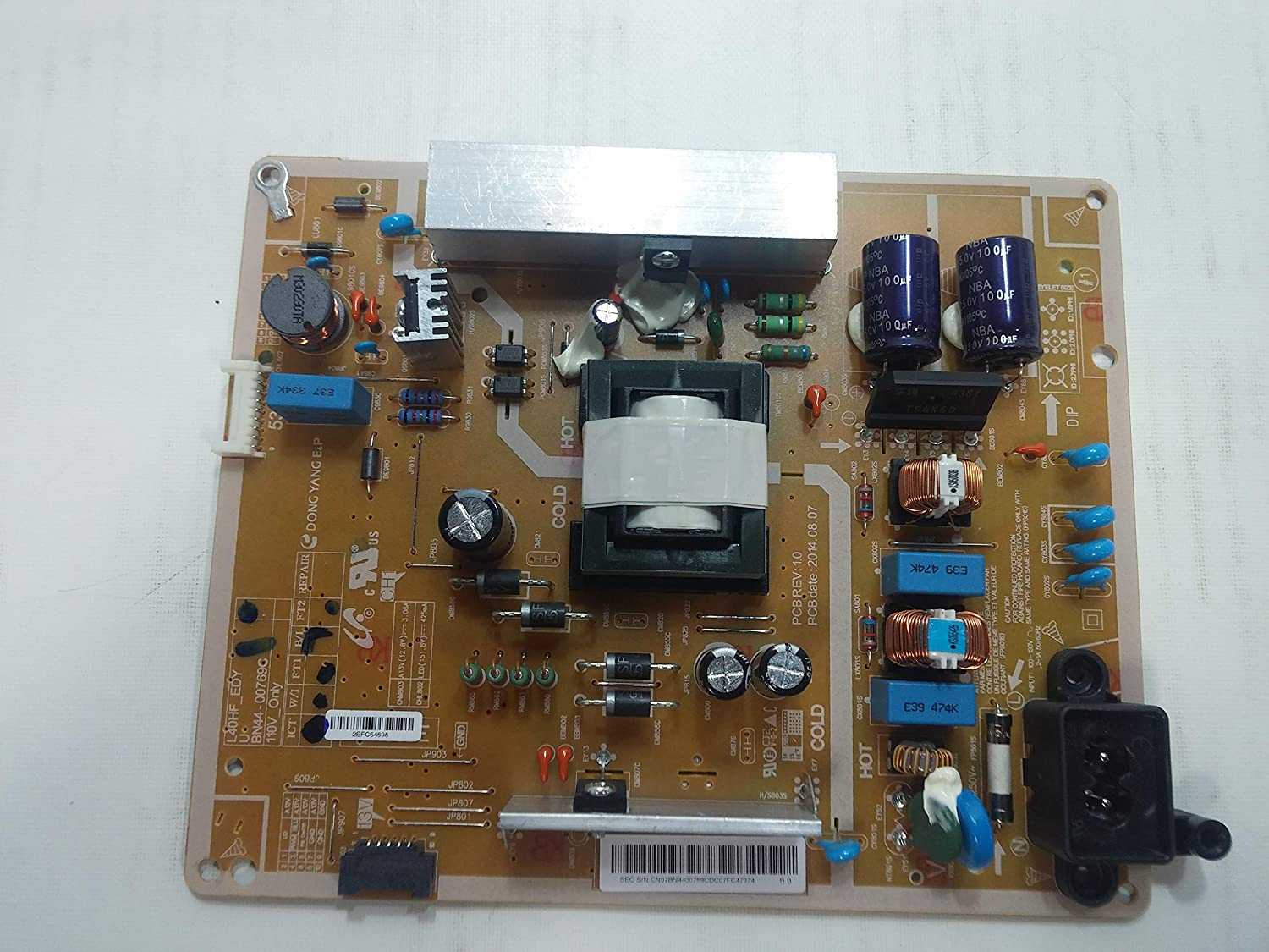 PartsStop BN44-00769C Power Supply