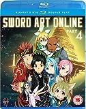 Sword Art Online Part 4 (Episodes 20-25) Blu-ray