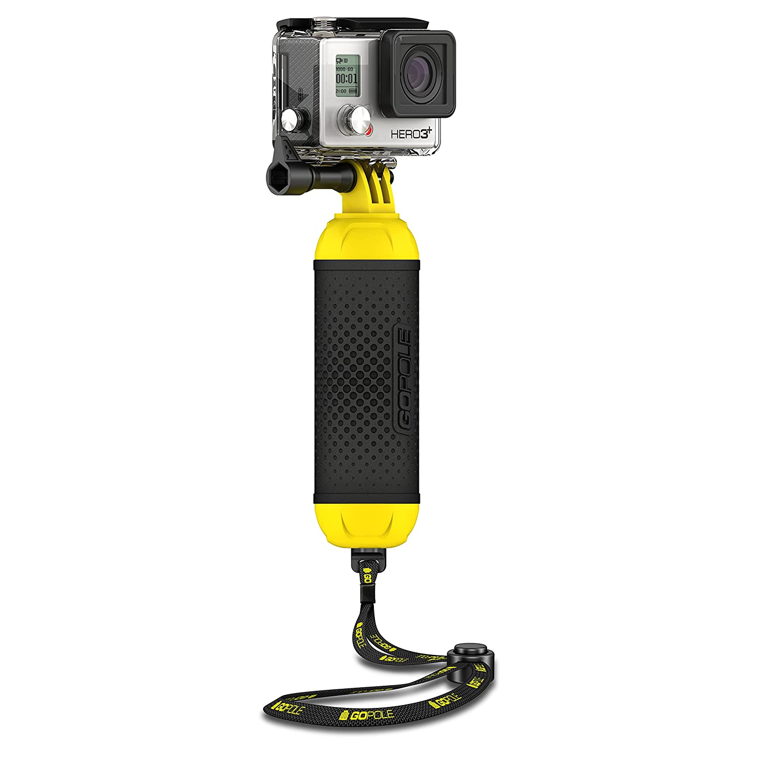 Bobber Floating Hand Grip For Gopro Hero Cameras Xiaomi Yi And 2 3 Digital Camera Accessory Kits Photo