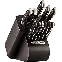 Sabatier Edgekeeper Pro 12-Piece Forged Triple Rivet Knife Set