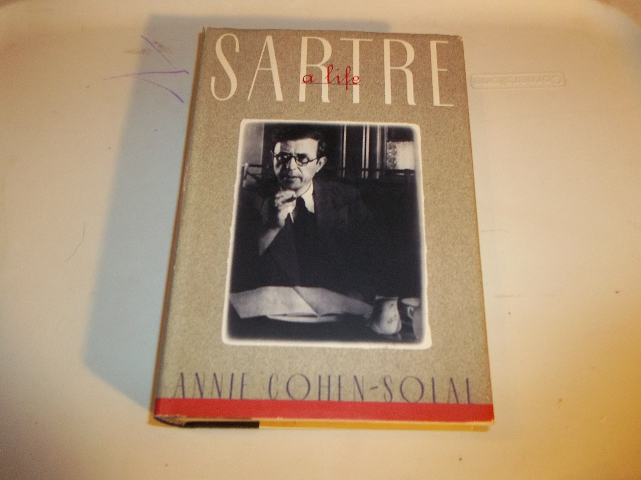 Sartre: A Life, Cohen-Solal, Annie