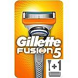 Gillette Fusion5 Scheersysteem Voor Mannen Met 5 Anti-Frictiemesjes