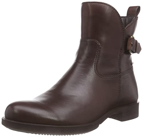 Ecco SAUNTER, Botines para Mujer, Marrón (MINK11014), 35 EU: Amazon.es: Zapatos y complementos