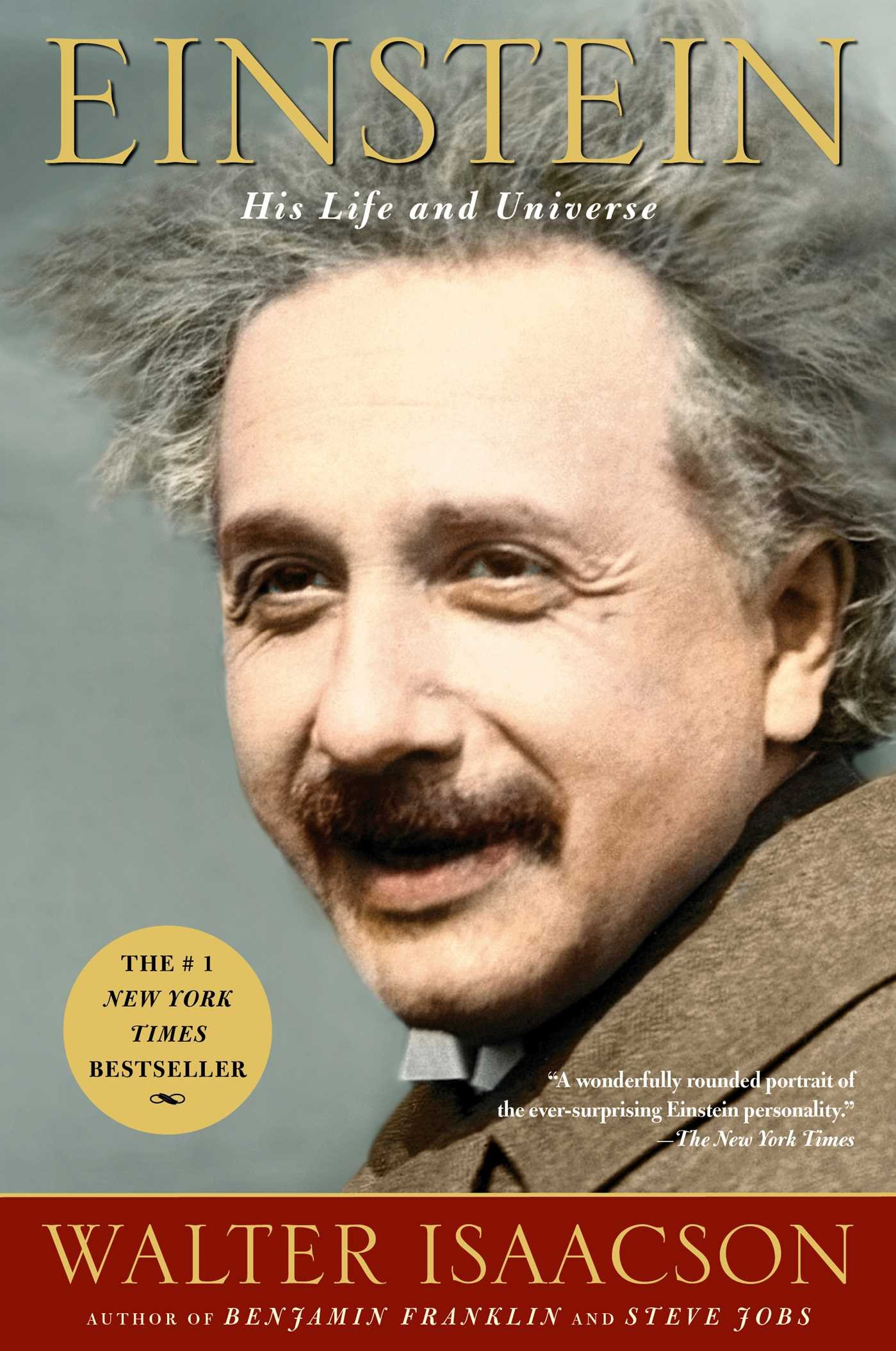Einstein His Life And Universe Walter Isaacson 9780743264747