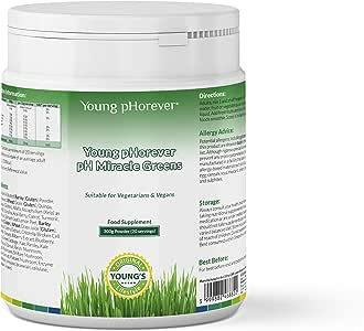 pH Miracle Greens 220g by Ph Miracle Greens