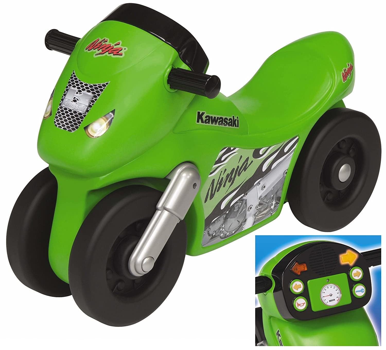 Kawasaki Ninja - Soporte para motocicleta, color verde ...