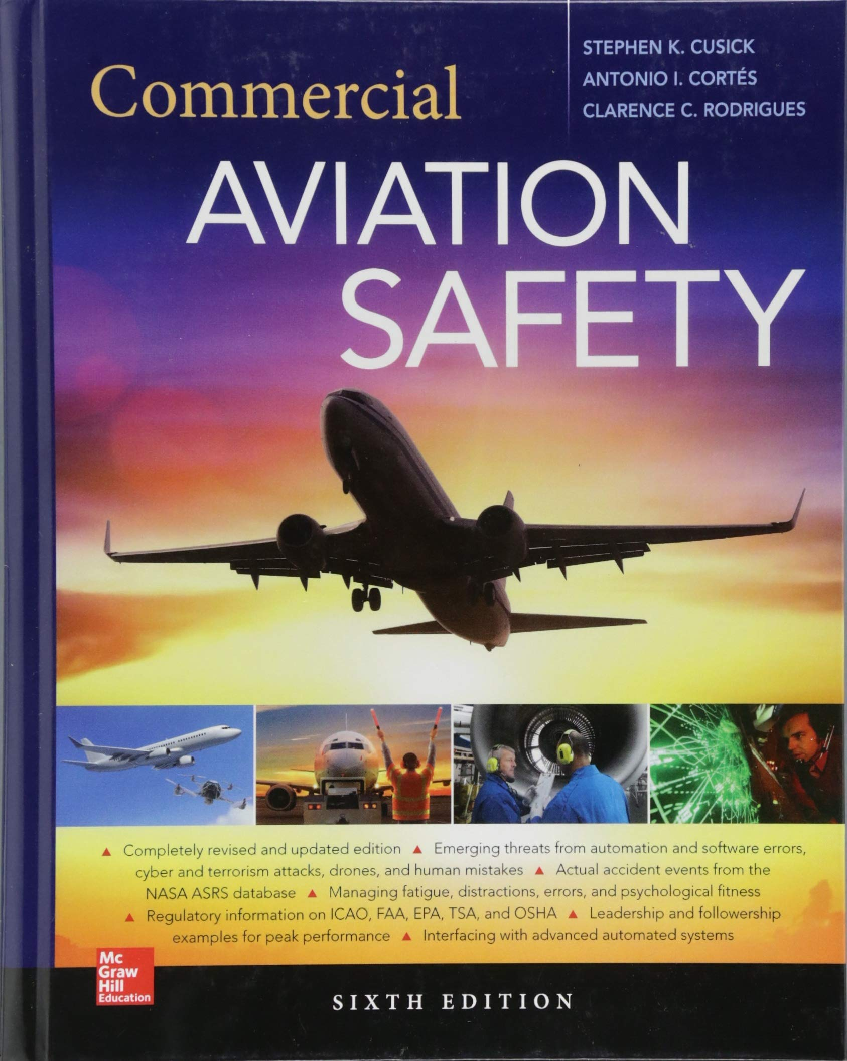 Commercial Aviation Safety, Sixth Edition by McGraw-Hill Education
