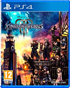 Kingdom Hearts 3 - PS4