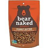 Bear Naked, Granola, Peanut Butter, Kosher Dairy and Vegetarian, 12oz Bag