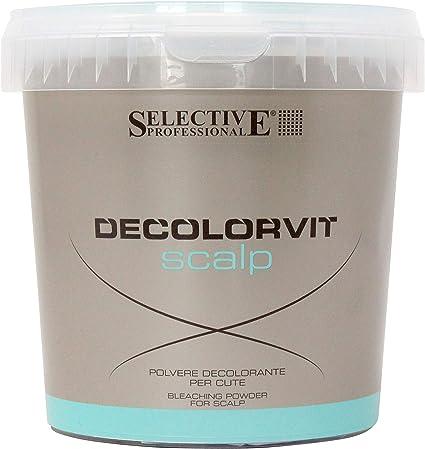 Selective Decolorvit Scalp - Polvo (500 g): Amazon.es: Belleza