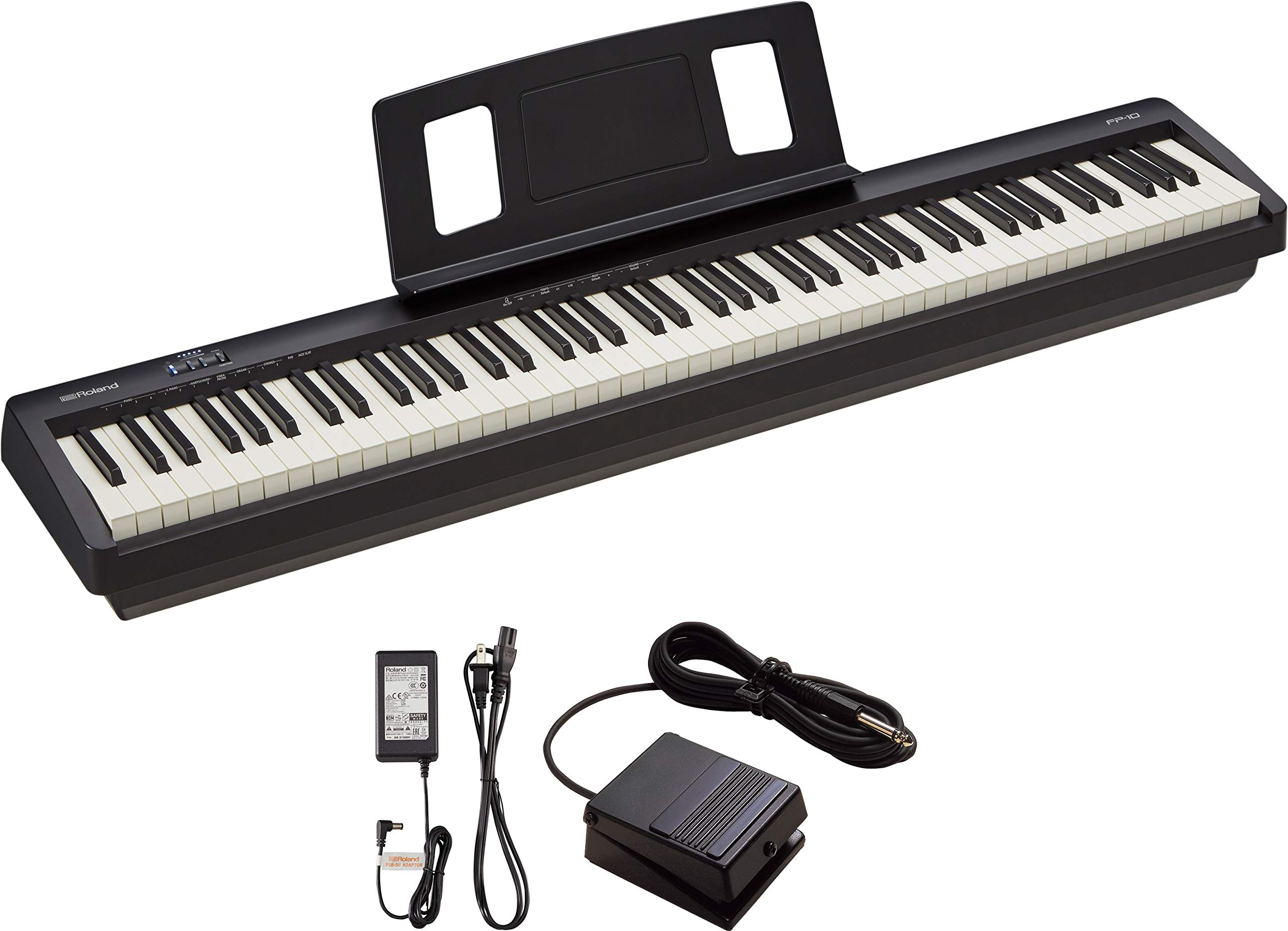ROLAND FP-10 Digital Piano - Buy Online in Congo. | roland ...