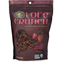 6-Pack Nature's Path Organic Love Crunch Premium Granola (Dark Chocolate & Red Berries, 11.oz Ounce)