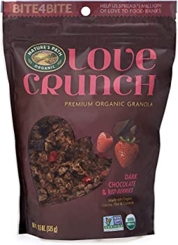 6-Pack Nature's Path Organic Love Crunch Premium Granola