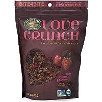 Nature's Path Organic Love Crunch Premium Granola, Dark Chocolate & Red Berries, 11.5 Ounce