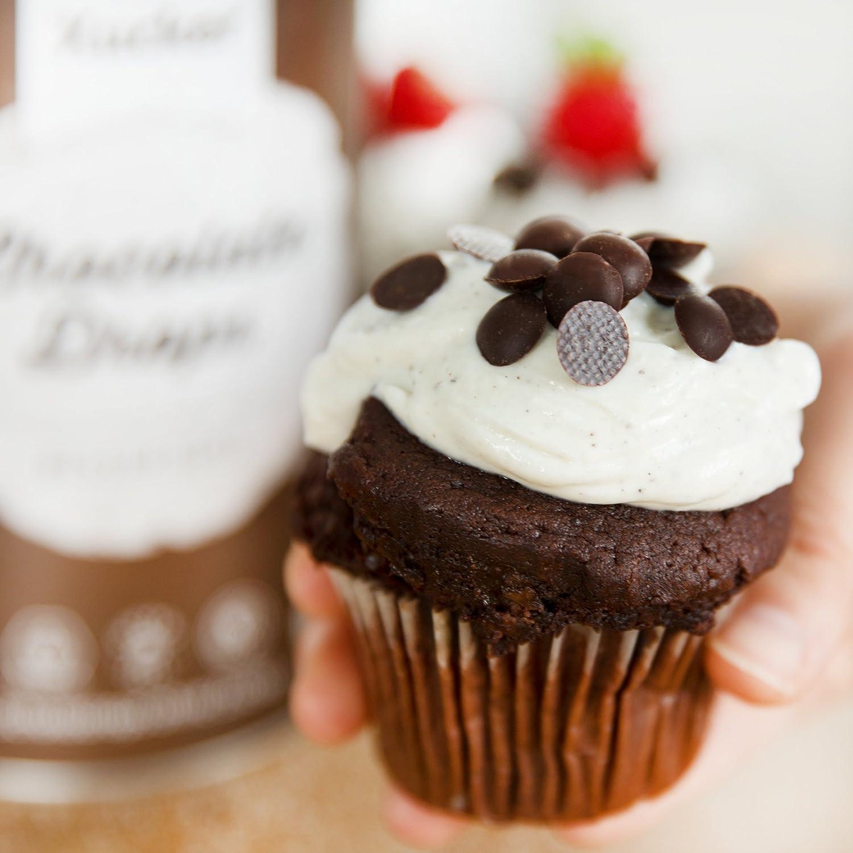 200 g goccie de chocolate sin Aggiunta de zuccheri LOWCARB glutenfree: Amazon.es: Hogar
