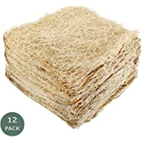 Rural365 Chicken Nest Box Liners 12 Pack - Chicken Coop Bedding, Poultry Supplies Chicken Bedding Nest Liners Chickens