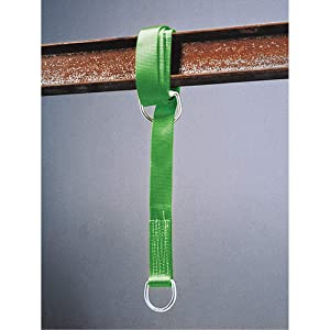 Miller by Honeywell 8183/6FTGN Cross Arm Strap, 6' Length, Green