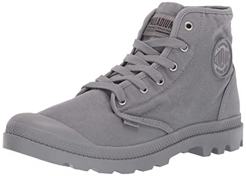 605775cfb7e8e Palladium Women's Pampa Hi Canvas Boot