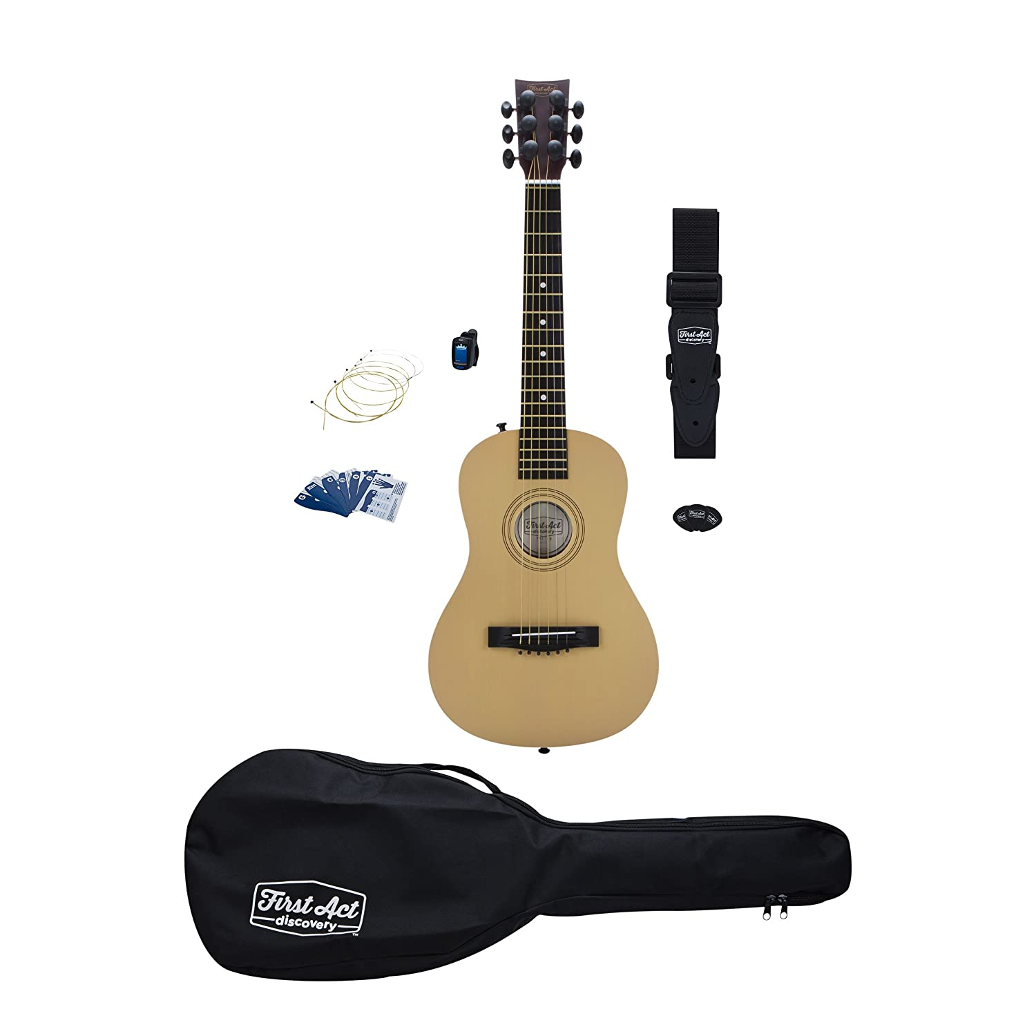 First Act Discovery Acoustic Guitar Starter Pack (FAD0137) First Act Inc.