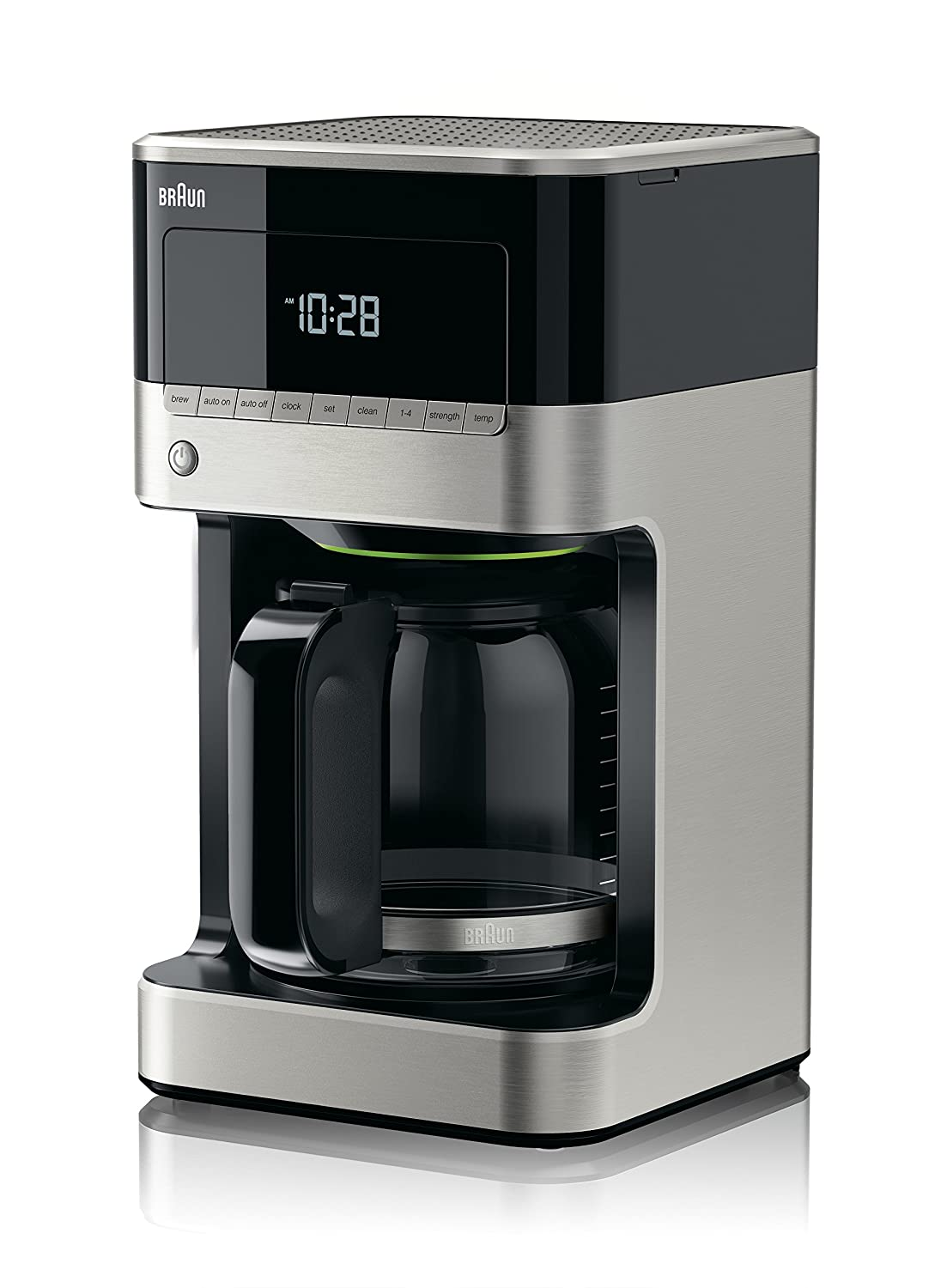 Amazon.com: Braun KF7150BK Brew Sense Drip Coffee Maker, Black: Kitchen &  Dining