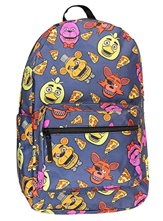 "Five Nights at Freddy/'s 17.5/"" Large School Backpack"