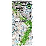 Bishop Pass Trail Map (CA) (Tom Harrison Maps)