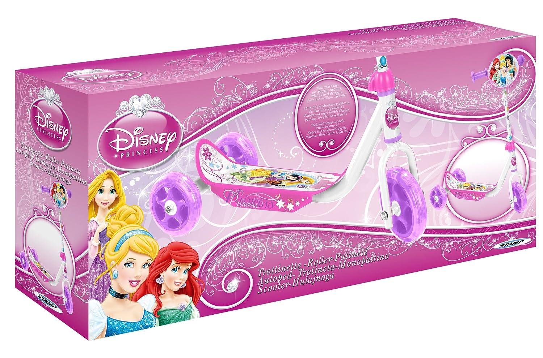 Stamp J100075 - Patinete Princesas Disney