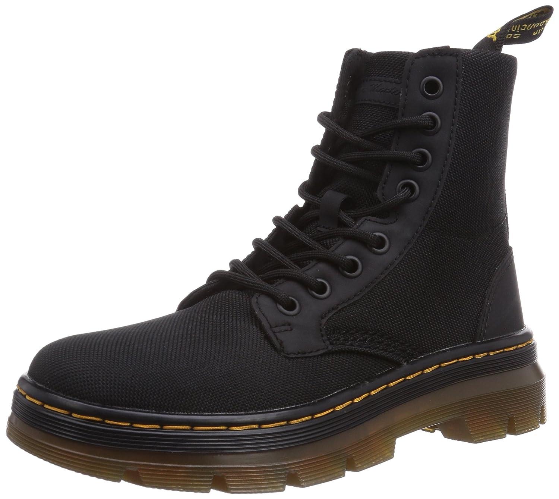 Dr. Martens COMBS Cordura/ Rubbery BLACK, Cordura/ Noir Chaussures bateau Chaussures pour femme Noir - Noir a01ab48 - piero.space