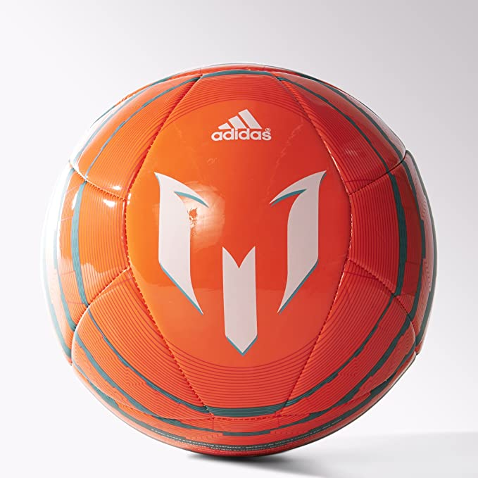 Amazon.com: adidas Performance Messi Soccer Ball: Sports ...